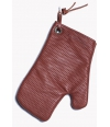 Oven Gloves Perfo Classic Brown