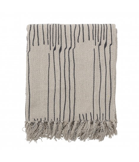 Celly throw nature - Bloomingville